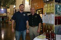 Josh & Dick @ Total Wine Miami 1-28-11