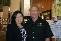 Sandie & Dick @ Total Wine Miami 1-28-11