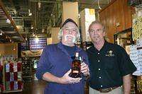 Hal & Dick @ Total Wine Miami 1-28-11