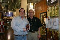 Roger & Dick @ Total Wine Miami 1-28-11