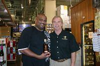 Allan & Dick @ Total Wine Miami 1-28-11