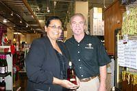 Kunji & Dick @ Total Wine Miami 1-28-11