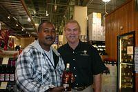 Leonard & Dick @ Total Wine Miami 1-28-11