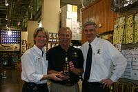 Team Peggy & Don @ Total Wine Miami 1-28-11