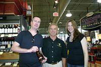 "James & Elizabeth @ ""Total Wine Tampa"" 7/31"