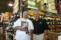 "Eric @ ""Total Wine Tampa"" 7/31"