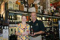 Betty @ St Pete Total Wine 8-28