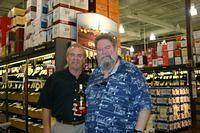 Dave @ St Pete Total Wine 8-28
