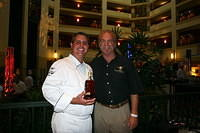 "Chef Brett & Dick @ the ""Renaissance World Golf Resort"" 7-1-11"