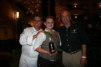"Chef Brett, Margaret & Dick @ the ""Renaissance World Golf Resort"" 7-1-11"