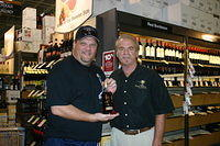 "Joe & Dick @ ""Total Wine Orlando"" 7-2-11"