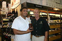 "Adam & Dick @ ""Total Wine Orlando"" 7-2-11"