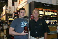 "Dan & Dick @ ""Total Wine Orlando"" 7-2-11"