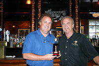 "Mark & Dick @ ""Harry's Seafood Bar & Grill"" Ocala 7-12-11"