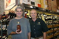"Steve & Dick @ ""Total Wine Clearwater"" 7-15-11"