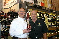 "Jim & Dick @ ""Total Wine Clearwater"" 7-15-11"