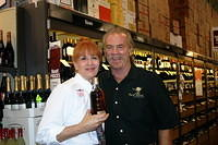 "Dee & Dick @ ""Total Wine Clearwater"" 7-15-11"
