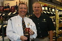 "Lenny & Dick @ ""Total Wine Clearwater"" 7-15-11"