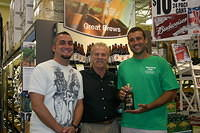 "John, Dick & Tyler @ ""Total Wine Stuart"" 7-22-11"