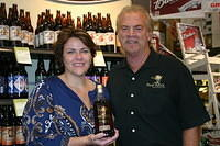 "Rhonda & Dick @ ""Total Wine Stuart"" 7-22-11"