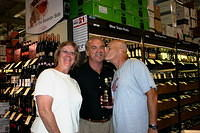 "JoAnn, Dick & ""The Kisser"" @ Total Palm Beach Gardens"" 7-23-11"