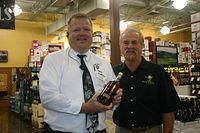 "Jay & Dick @ ""Total Wine Palm Beach Gardens"" 7-23-11"