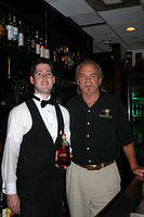 """Sean & Dick @ Del Frisco's"" 6-2-11"