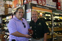 """Diego & Dick @ Total Wine Pembroke Pines"" 6-3-11"