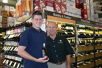 """Adam & Dick @ Total Wine Pembroke Pines"" 6-3-11"