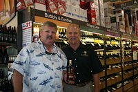 """Gary & Dick @ Total Wine Pembroke Pines"" 6-3-11"
