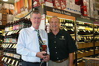 """Marty & Dick @ Total Wine Pembroke Pines"" 6-3-11"