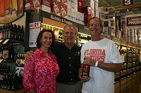 """Linda, Dick & Gary @ Total Wine Pembroke Pines""                             6-3-11"