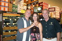 """Randy, Angie & Dick @ Total Wine Ft Lauderdale"" 6-4-11"