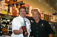 """Pete & Dick @ Total Wine Ft Lauderdale"" 6-4-11"