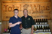 """Josh & Dick @ Total Wine Jax"" 6-11-11"