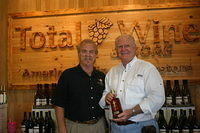 """Jim & Dick @ Total Wine Jax"" 6-11-11"