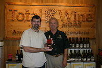 """Rich & Dick @ Total Wine Jax"" 6-11-11"