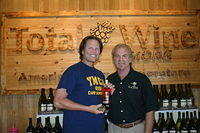 """Christopher & Dick @ Total Wine Jax"" 6-11-11"