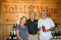 """Nancy, Dick & Keith @ Total Wine Jax"" 6-11-11"