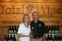 """Robin & Dick @ Total Wine Jax"" 6-11-11"