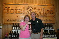 """Marie & Dick @ Total Wine Jax"" 6-11-11"