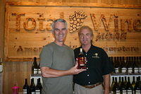 """Bob & Dick @ Total Wine Jax"" 6-11-11"