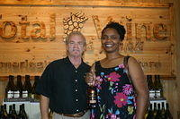 """Simone & Dick @ Total Wine Jax"" 6-11-11"