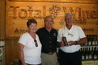 """Linda, Dick & Mike @ Total Wine Jax"" 6-11-11"