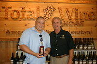 """Kenan & Dick @ Total Wine Jax"" 6-11-11"