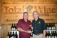 """Fred & Dick @ Total Wine Jax"" 6-11-11"