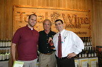 """Mark, Dick & Steve @ Total Wine Jax"" 6-11-11"
