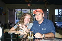 """Amanda & Terry @ Island Girl Wine & Cigar Bar"" 6-11-11"