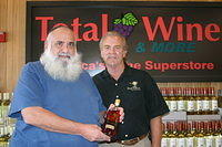 "Ben & Dick @ ""Total Wine Boynton Beach"" 6-17-11"