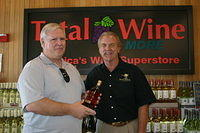 "Dave & Dick @ ""Total Wine Boynton Beach"" 6-17-11"